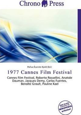 1977 Cannes Film Festival
