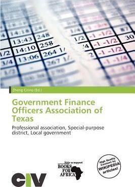 Government Finance Officers Association of Texas