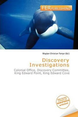 Discovery Investigations