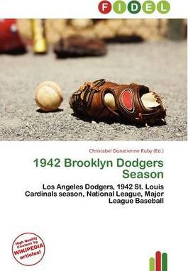 1942 Brooklyn Dodgers Season