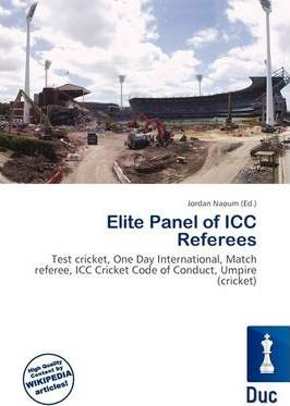 Elite Panel of ICC Referees