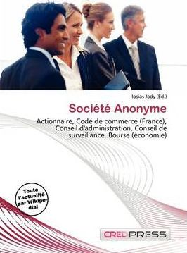 Soci T Anonyme