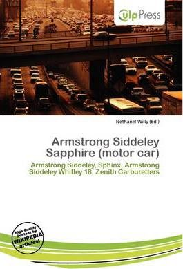 Armstrong Siddeley Sapphire (Motor Car)