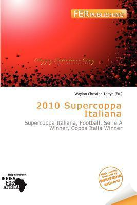 2010 Supercoppa Italiana