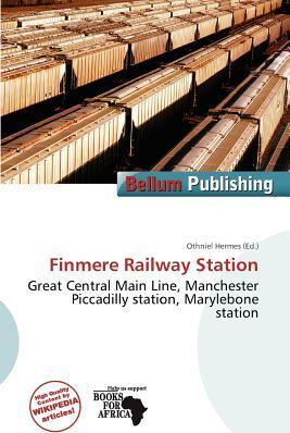 Finmere Railway Station