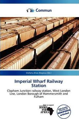 Imperial Wharf Railway Station