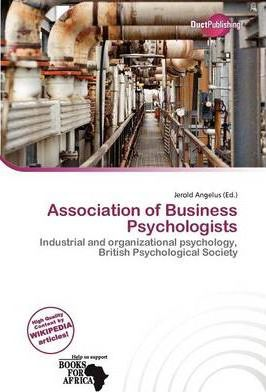 Association of Business Psychologists