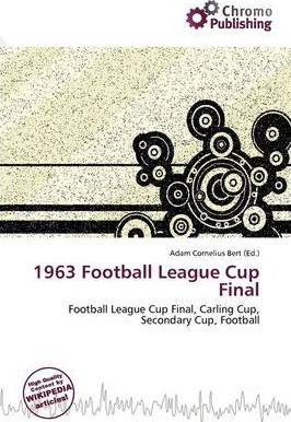 1963 Football League Cup Final
