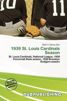 1939 St. Louis Cardinals Season