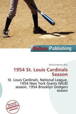 1954 St. Louis Cardinals Season
