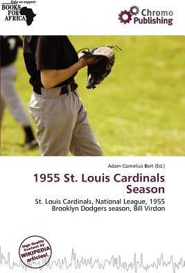 1955 St. Louis Cardinals Season