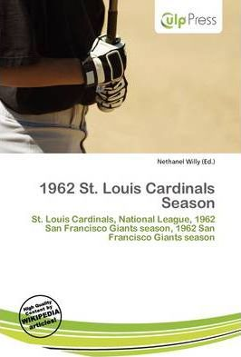 1962 St. Louis Cardinals Season
