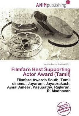 Filmfare Best Supporting Actor Award (Tamil)