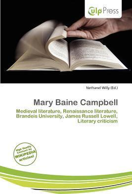 Mary Baine Campbell