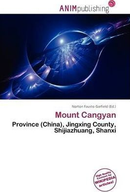 Mount Cangyan
