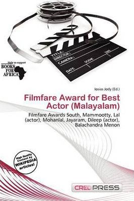 Filmfare Award for Best Actor (Malayalam)