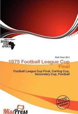1975 Football League Cup Final