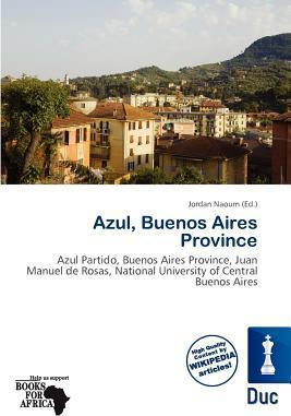 Azul, Buenos Aires Province