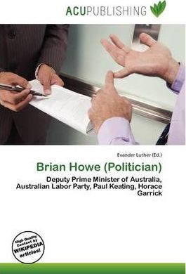 Brian Howe (Politician)