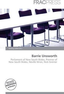 Barrie Unsworth