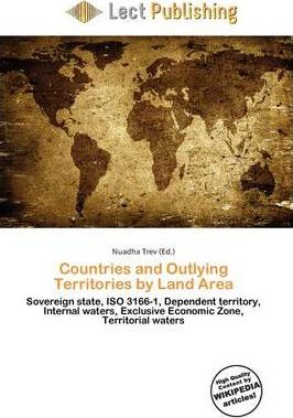 Countries and Outlying Territories by Land Area