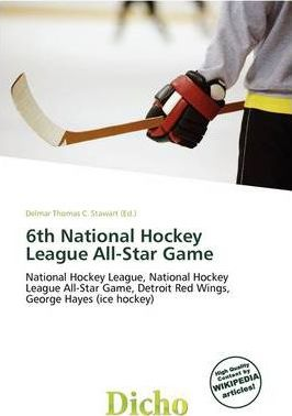 6th National Hockey League All-Star Game
