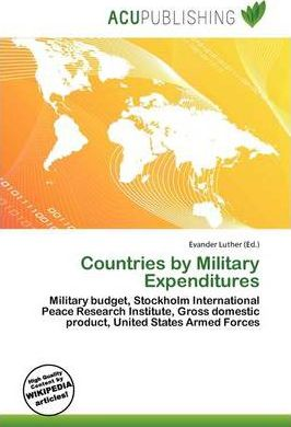 Countries by Military Expenditures