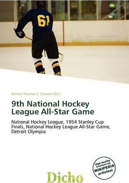 9th National Hockey League All-Star Game