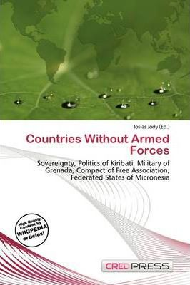Countries Without Armed Forces