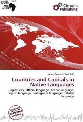 Countries and Capitals in Native Languages