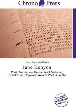 Jane Kenyon