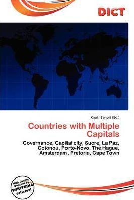 Countries with Multiple Capitals