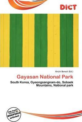 Gayasan National Park