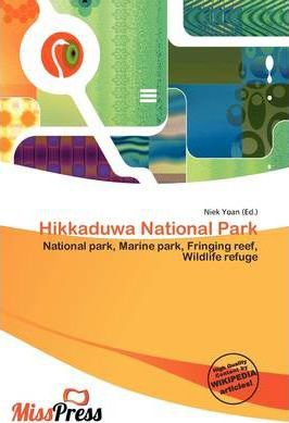 Hikkaduwa National Park