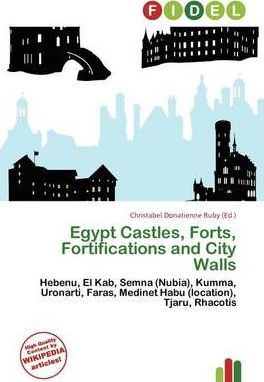 Egypt Castles, Forts, Fortifications and City Walls