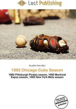 1992 Chicago Cubs Season