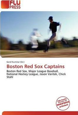 Boston Red Sox Captains