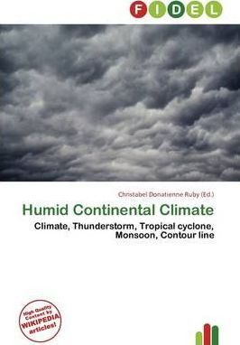 Humid Continental Climate