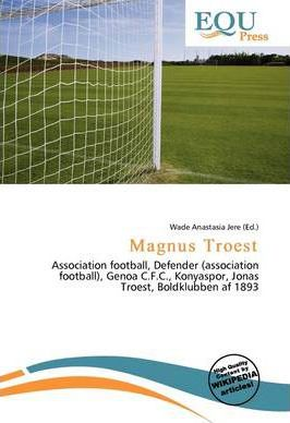 Magnus Troest