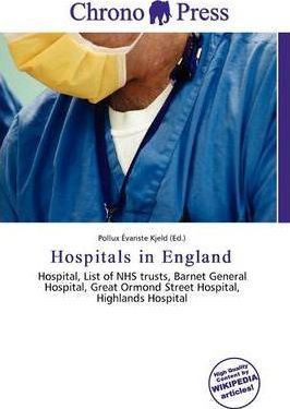Hospitals in England