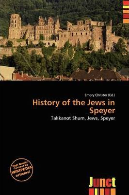 History of the Jews in Speyer