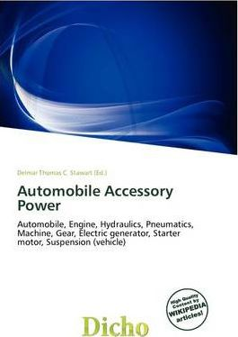 Automobile Accessory Power