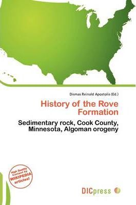 History of the Rove Formation