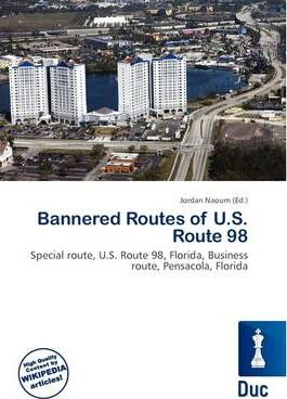 Bannered Routes of U.S. Route 98