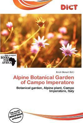 Alpine Botanical Garden of Campo Imperatore