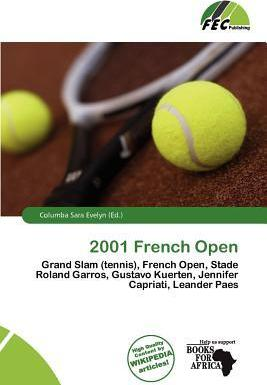 2001 French Open