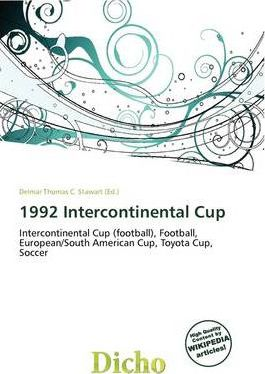 1992 Intercontinental Cup