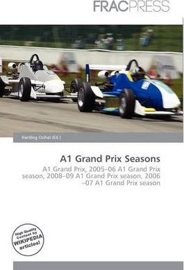 A1 Grand Prix Seasons