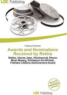 Awards and Nominations Received by Rekha