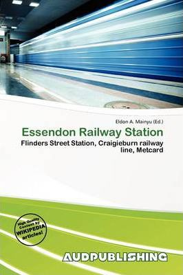 Essendon Railway Station